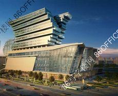 南丰汇环球展贸中心外立面