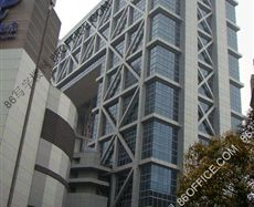 上海证券大厦外立面