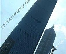 天津环球金融中心外立面