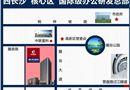 麓谷新长海中心区位图