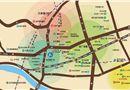 武汉城市广场区位图