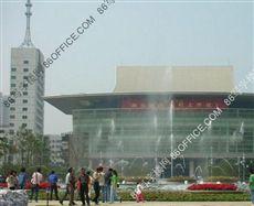 武汉广场外立面