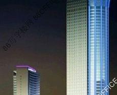 南京国际金融中心外立面