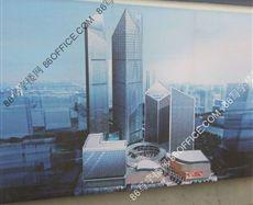 泰贞国际金融中心外立面