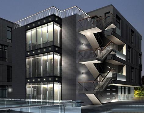 101park特色办公型别墅 平均售价1.1万/平