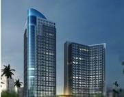 地王大厦 集休闲空间以及观光旅游和无限商机为一体