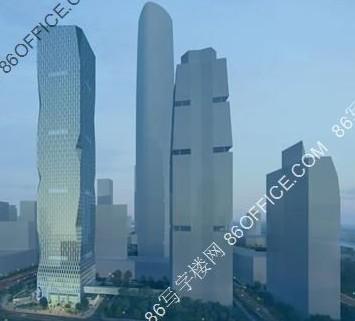 富力超甲级写字楼盘点 富力国际商务中心将建