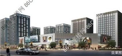 奥城中央SOHO:住宅的低投入 成长型企业佳选