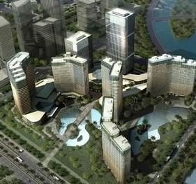 泰地海西中心城市综合体