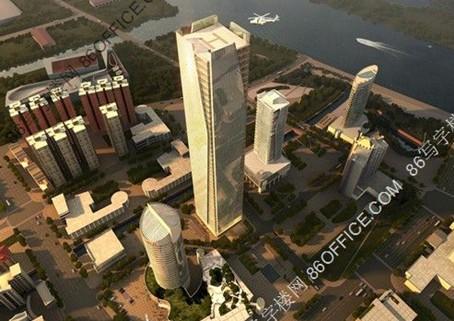 狮山路CBD第一高楼