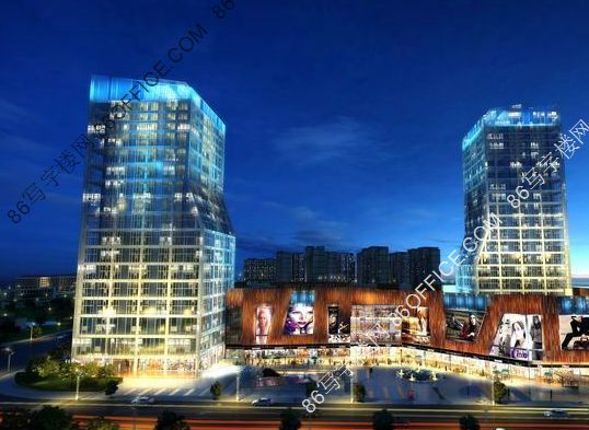 金润国际广场预计将推出5.2米挑高写字楼 均价预计为2.5万每平米