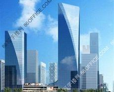 大成金融商务中心外立面