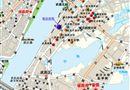 绿地国际金融城写字楼区位图