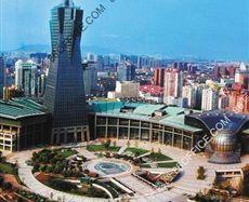 浙江环球中心外立面