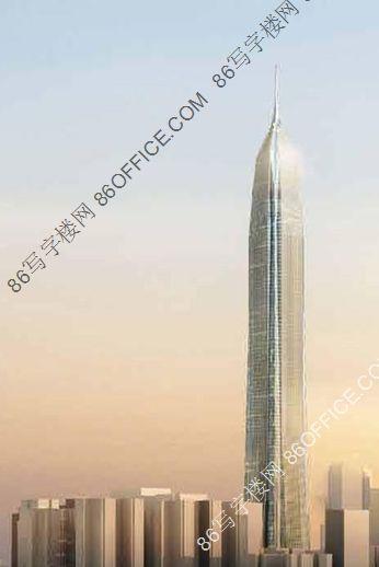 平安国际金融中心大厦目前在建