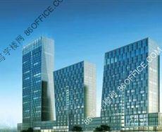 大中华国际金融中心A座外立面