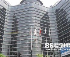 杭州国际商务中心外立面