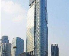 绿地广场国际商务中心外立面