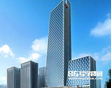 西安国际企业中心面积75-1580平 均价11000元/平