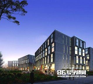 底层商铺建筑外形风貌设计图片展示