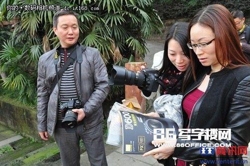 尼康游中国 2013尼康外拍活动南充站