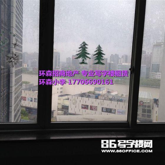 宁波红帮大厦出租_天一广场红帮大厦整层640平精装多