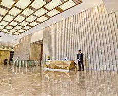 重庆环球金融中心入口及大堂图