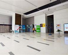 土星商务中心入口及大堂图
