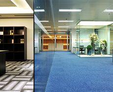 企业天地2号楼景观图