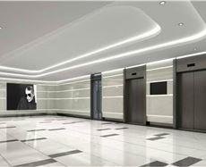 重庆财富金融中心FFC入口及大堂图