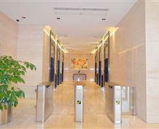 百扬大厦 入口及大堂图