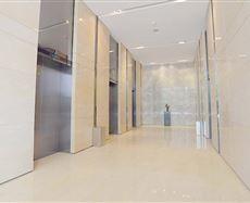 时代8号电梯前厅及走廊图