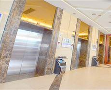 天紫界电梯前厅及走廊图