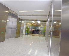 喜年广场电梯前厅及走廊图