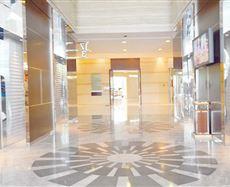 香格里拉中心电梯前厅及走廊图