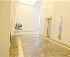 大鼎世纪广场电梯前厅及走廊图