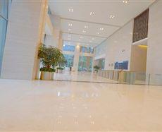 成都国际科技节能大厦入口及大堂图
