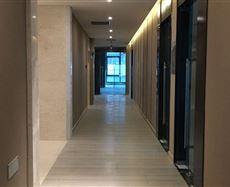 锦嘉国际电梯前厅及走廊图