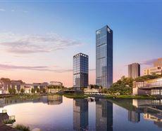 重庆财富金融中心FFC外立面