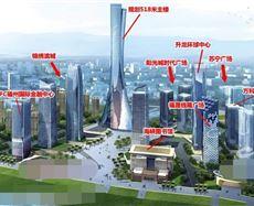 北江滨CBD中央商务宝龙苏宁广场中防万宝城品牌开发商富力中心