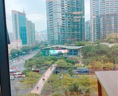 深南大道深航锦江酒店东侧