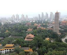 西禅师福州大学东门华润万象城