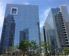 思明区本岛东部,厦门国际会展中心旁