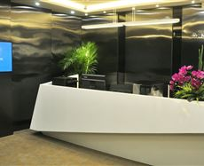 江汉王家墩中央商务区淮海路南侧