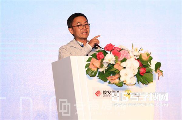 优客工场创始人、董事长毛大庆博士