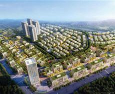 重庆市两江新区悦复大道与悦港中路交汇处