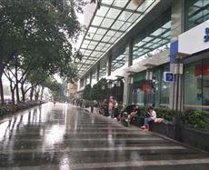 锦江东大街与一环路交汇处