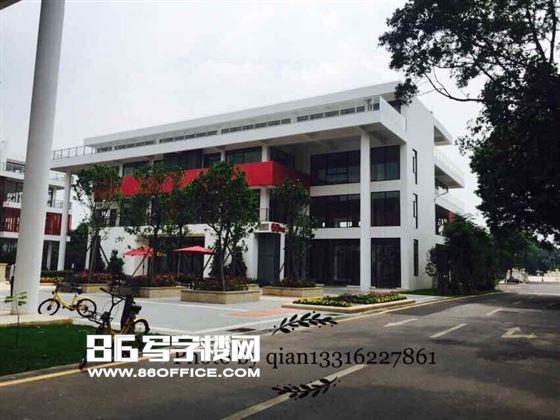 广州洋湾2025创新岛出租_广州创意园出租 独栋5000方