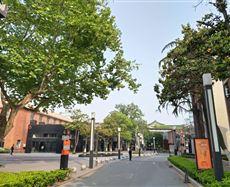 上海路地铁口