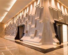 棕榈泉国际中心入口及大堂图